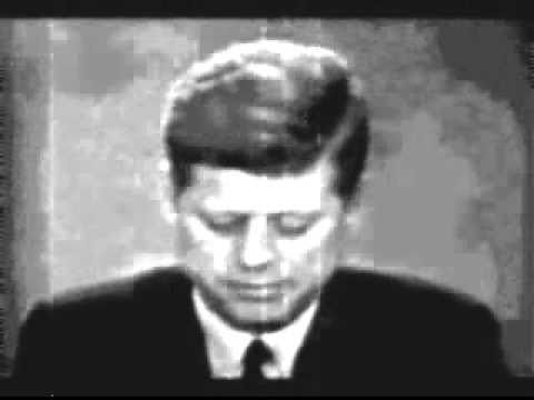 John F Kennedy Radio and Television Report to the American People on the Berlin Crisis (Part 2)