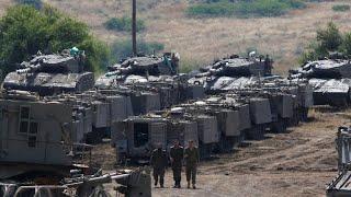 Kämpfe auf den Golanhöhen: Konflikt zwischen Israel und Iran eskaliert