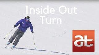 alltracks academy performance ski tips inside out turn