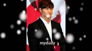 Cover images kim jong kook - disappearing