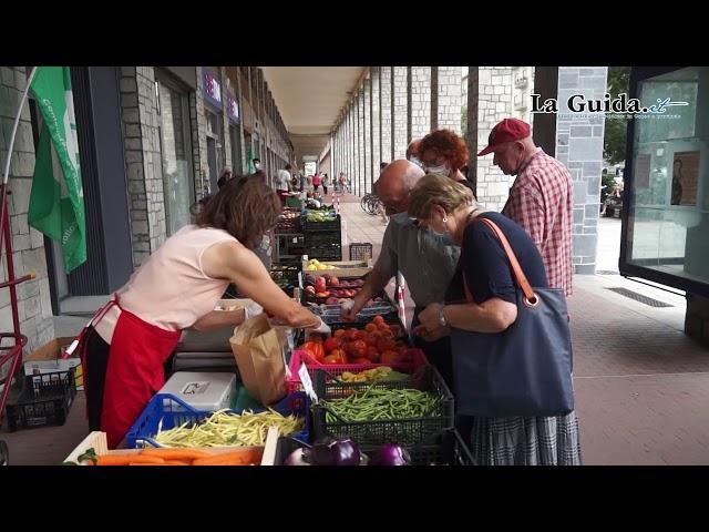 Al via GioBia, il mercato contadino di corso Giolitti a Cuneo