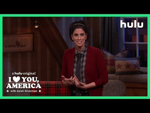 Why Sarah Silverman Is 'Thankful' for Donald Trump