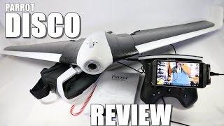 PARROT DISCO Review - Part 1 - [Unbox, Inspection & Setup]