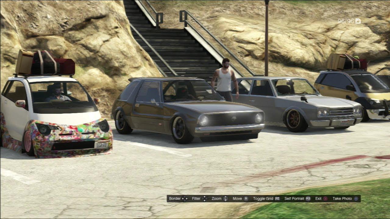 Gta 5 Im Not A Hipster Car Meet 1 14 Update New Dlc Cars
