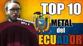 Top Bandas De Metal Ecuatoriano