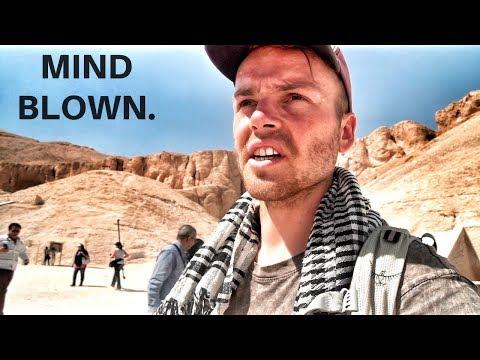 Mind BLOWN in EGYPT. 🇪🇬مصدوم فى مصر