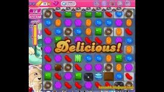 Candy Crush Saga - Level 1411 (3 star, No boosters)