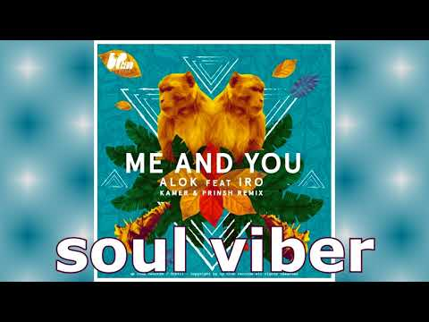 Alok Feat IRO - Me & You KAMER & PRINSH Remix FREE