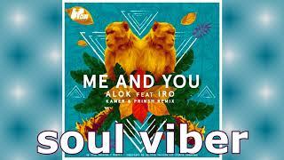 Baixar Alok Feat. IRO - Me & You (KAMER & PRINSH Remix) FREE DOWNLOAD