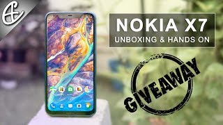 Nokia X7 (a.k.a Nokia 8.1 / Nokia 7.1 Plus) Unboxing, Hands On Review + Giveaway - India First!!!