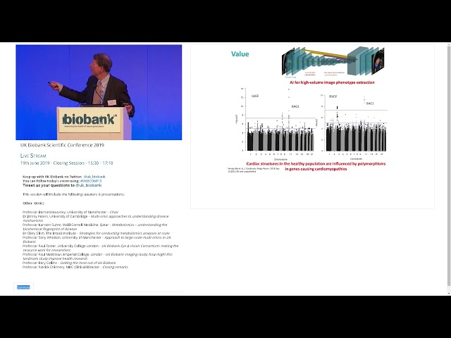 Professor Paul Matthews - UK Biobank Imaging Study