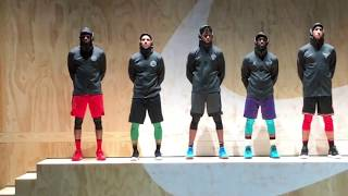 NIKE & NBA Jersey Launch Event - #NIKExNBA