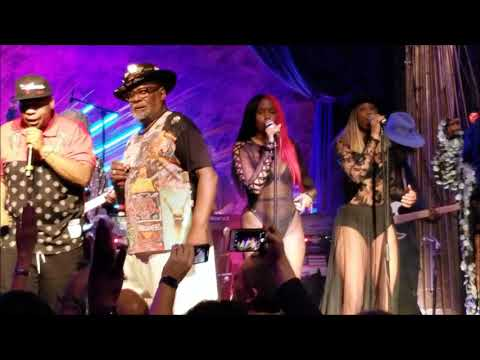 "George Clinton & Parliament Funkadelic - ""Up For The Down Stroke""/""Super Stupid"" 11/2/18 Mp3"
