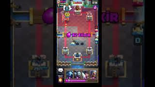 Clash royale - challenger 1 - Thanh niên chơi chiến thuật xàm xí