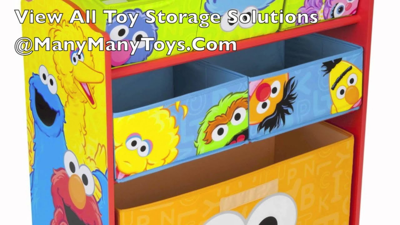 Best Ideas For Kids Toy Storage Solutions From Childrens