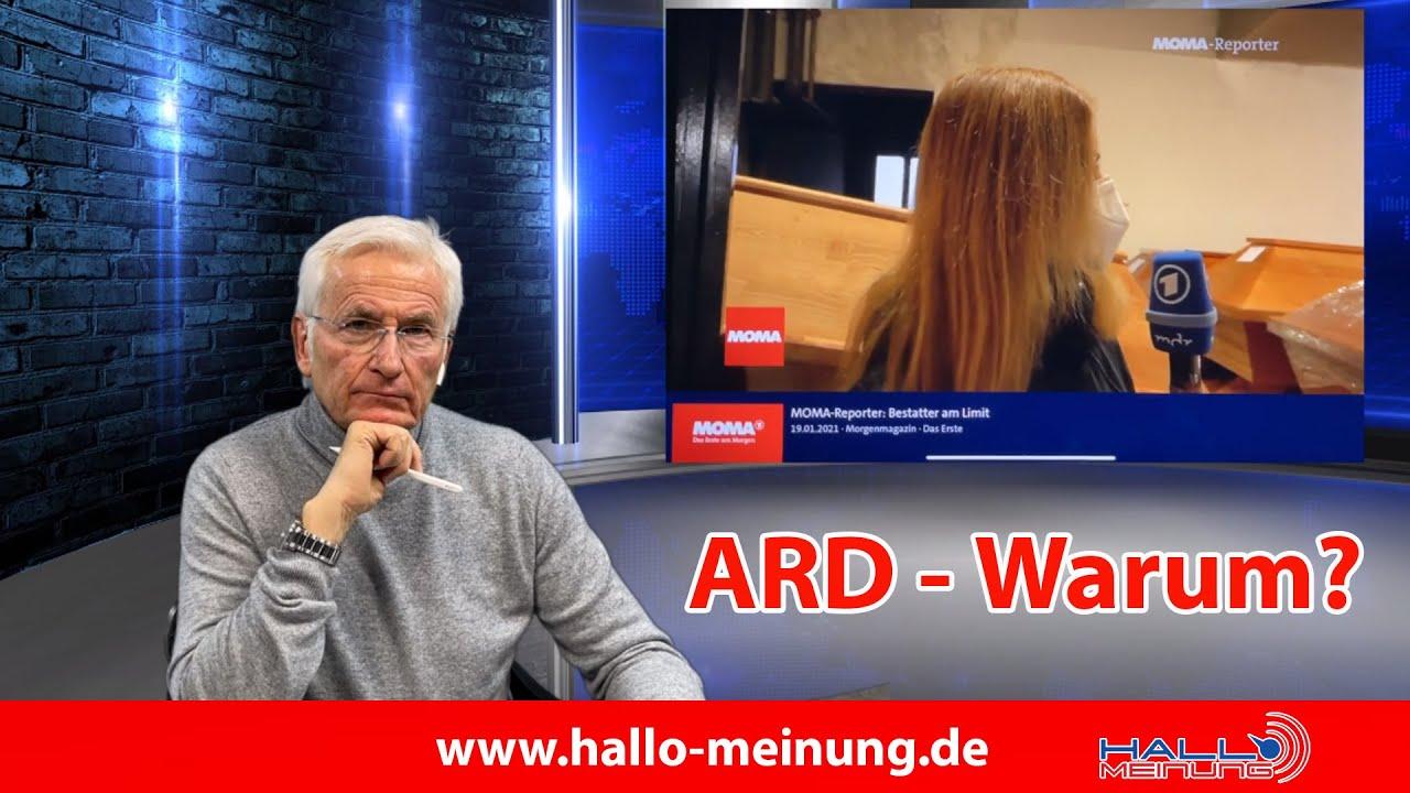 ARD - Warum?
