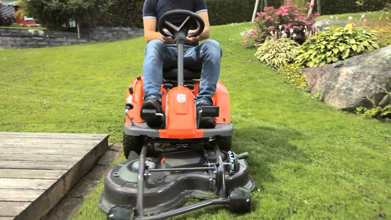 Best Buy Mowers Presents Husqvarna Rider Battery