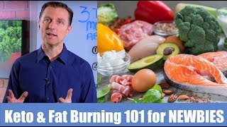 Keto & Fat Burning 101 for NEWBIES
