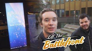 EVENT DAY VLOG (Battlefield V + Black Ops 4) /W POLSKI - Off The Battlefront #6