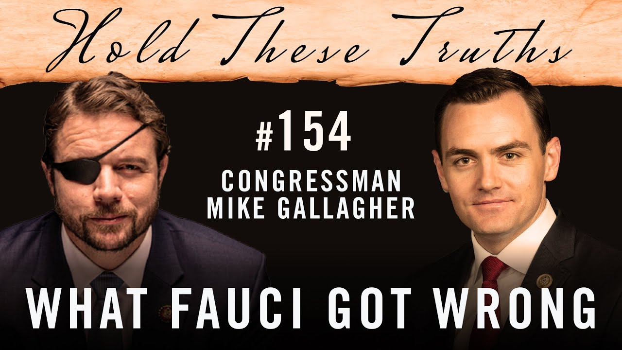 Wisconsin Rep. Mike Gallagher Statement: Dr. Anthony Fauci ...
