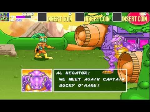 Arcade Longplay [207] Bucky O' Hare