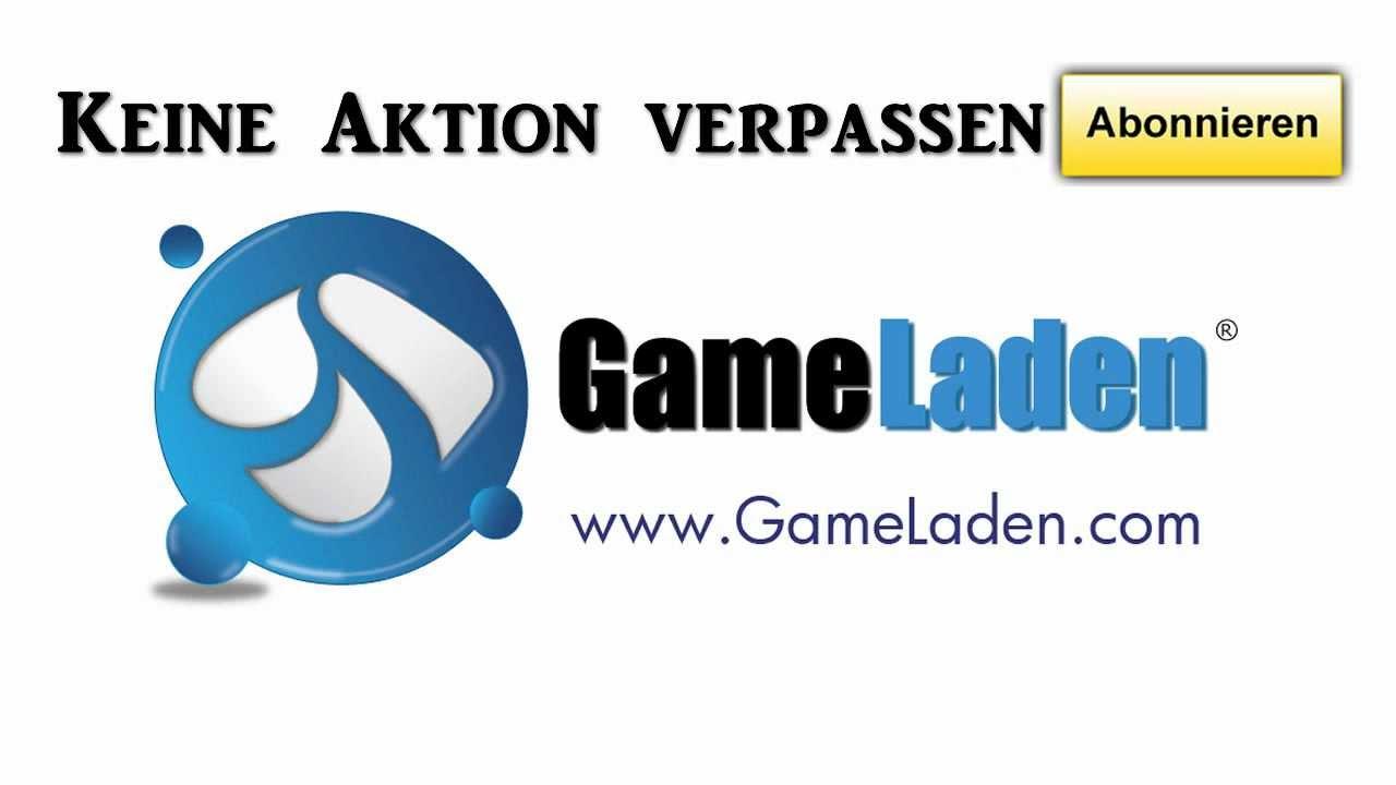 gameladen angebote august 2012 gutscheincode youtube. Black Bedroom Furniture Sets. Home Design Ideas