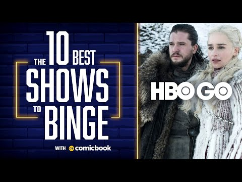 10 BEST HBO Series To Binge On HBO GO