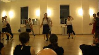 I Like Pie, I Like Cake - Lindy Hop Dance Routine