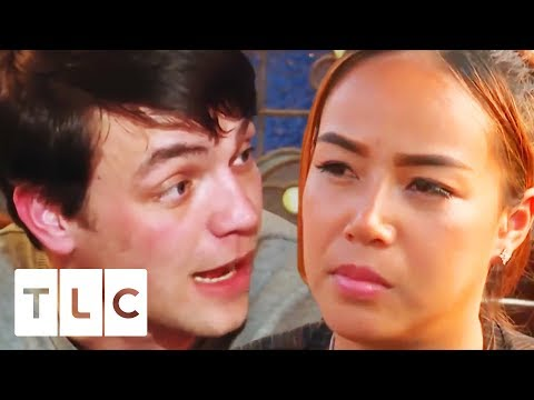 Most Explosive Couple Fights! | 90 Day Fiancé