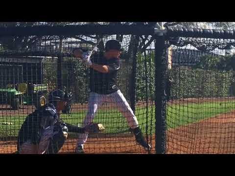 Yankees' Brandon Drury takes 1st swings after trade