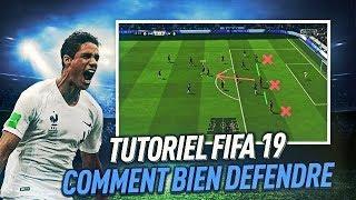 FIFA 19 - COMMENT BIEN DÉFENDRE ET NE PAS ENCAISSER DE BUTS !