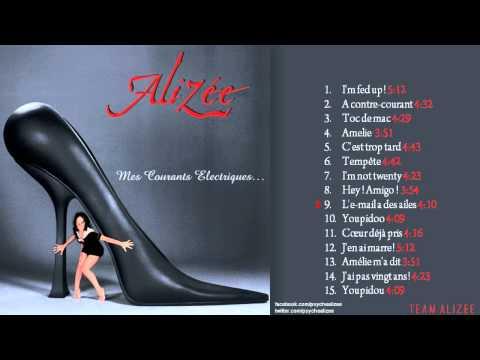 Alizée  Mes courants électriques Full Album HD
