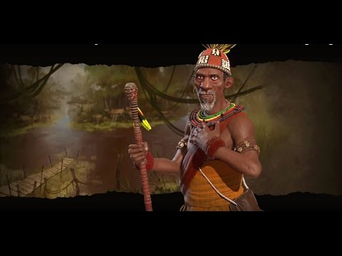 Civilization 6 [ITA] - Analisi civiltà: CONGO