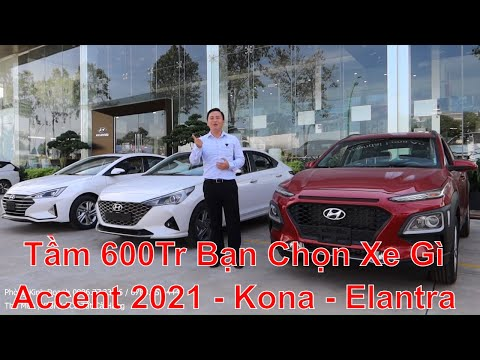 Đội Giá Xe Hyundai Accent 2021 Thì Khuyến Mãi Xe Elantra Và Kona Có Làm Bạn Suy Nghị Lại?