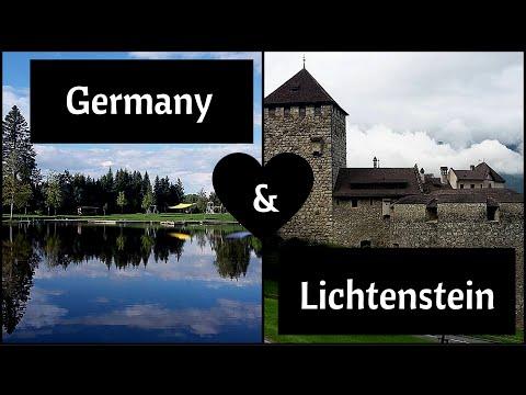 Germany and Liechtenstein trip || VLOG