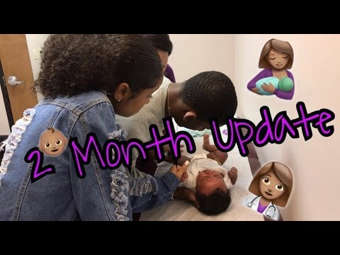2 Month Postpartum Update Baby Growth My Body Youtube