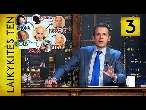 Lietuviško futbolo šeimos || Laikykitės ten su Andriumi Tapinu || S02E03