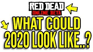 What Could RDR2 Online Look Like By 2020? RDR2 Online Future Predictions - Red Dead Online Future
