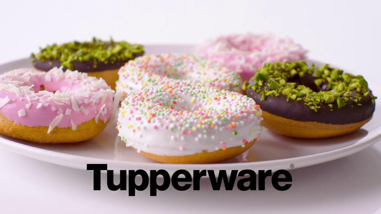 Tupperware , Recette donuts