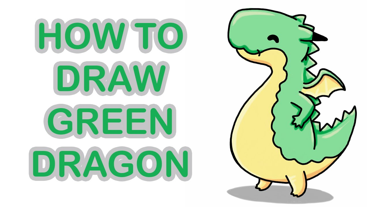 how to draw welsh dragon youtube