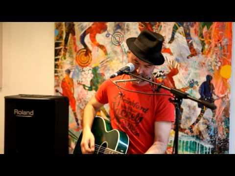 Karsten Olesen live på Artbreak Hotel i Aalborg