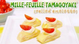 My COOKBOOK PV (Mille-feuille Tamagoyaki) 料理本PV (厚焼きミルフィーユ) - OCHIKERON - CREATE EAT HAPPY