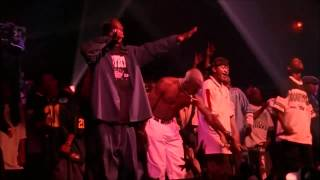 Tupac and Snoop - Gangsta Party live (1996)
