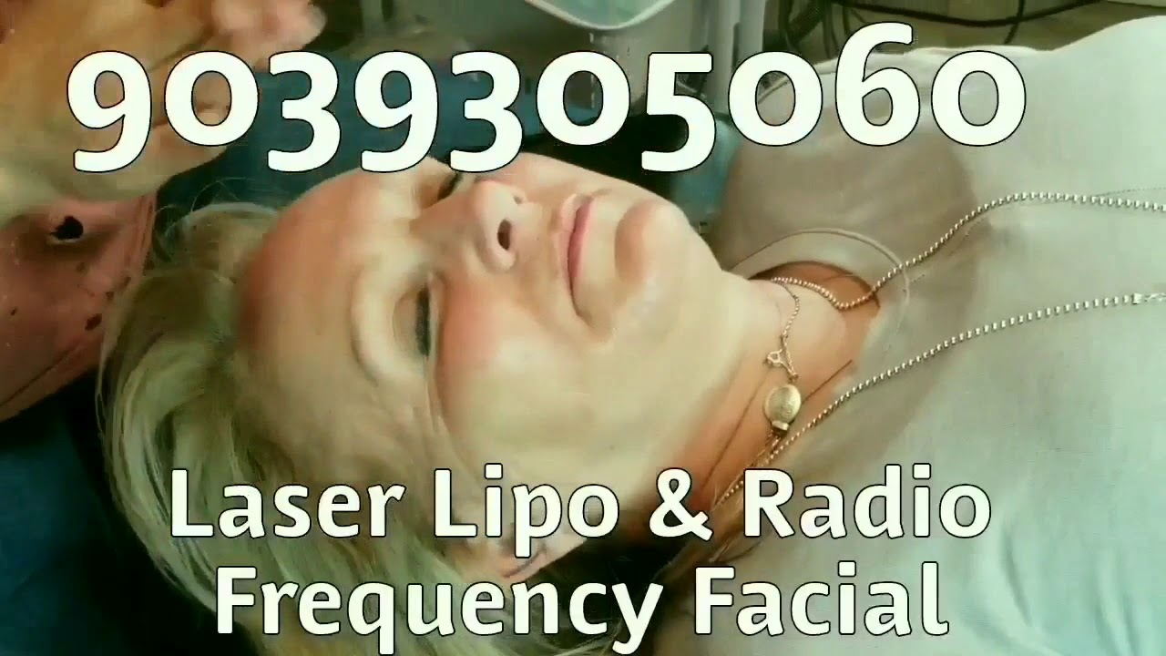 Radio Frequency at Salon Rouge Spa