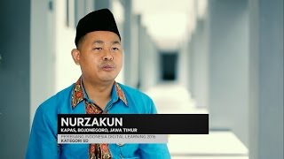 Nurzakun - Pemenang IDL 2016 My Teacher My Hero Kategori SD