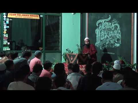 HIDAYAH DIKEJAR BUKAN DITUNGGU - Ustadz Salman Al Jugjawy  - #part1of2