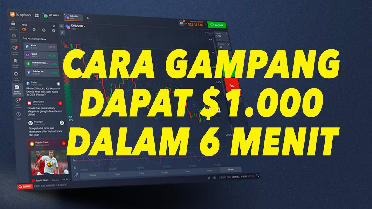 tips menang di iq option