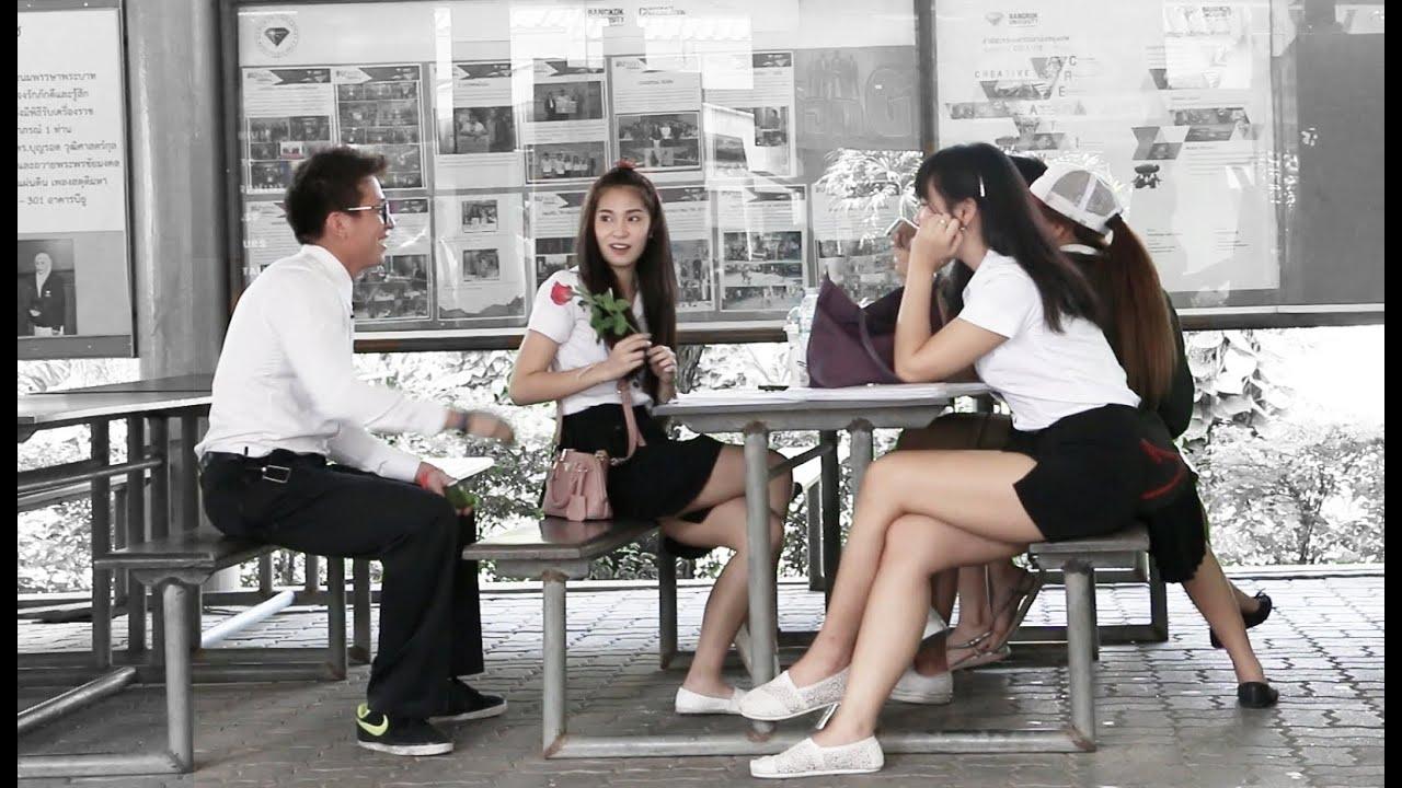 Thai Pick Up Lines Thai University Girls How To Pick Up Girls In Thai