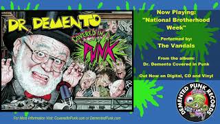 "The Vandals - ""National Brotherhood Week"" (From the album Dr. Demento Covered In Punk)"