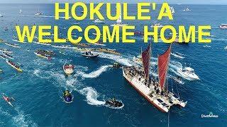 Hokulea Returns